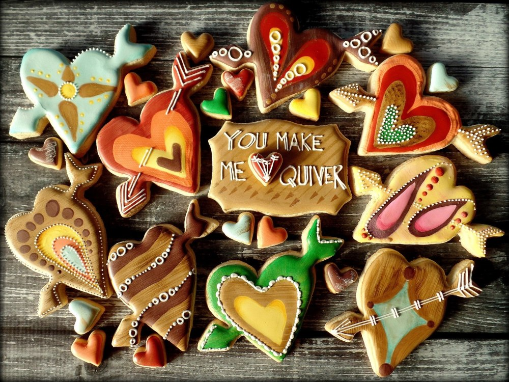 Valentines Hearts | The Cookie Architect