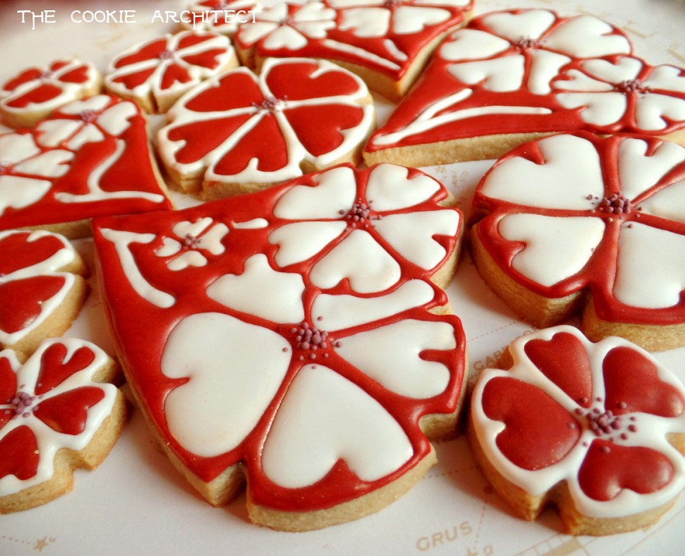 Heart Cookie Angle | The Cookie Architect