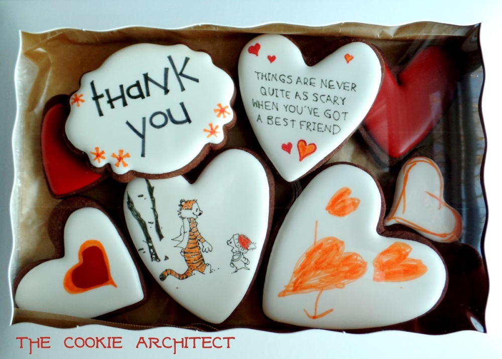 Counselor Thank You | The Cookie Architect