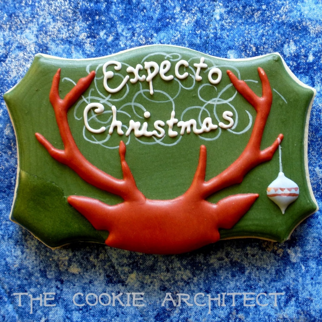 Expecto Repairum | The Cookie Architect