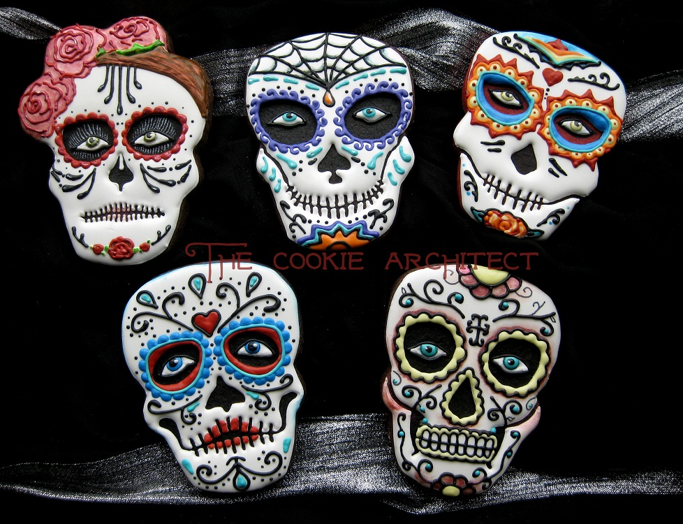 Facepaint Sugar Skull FB