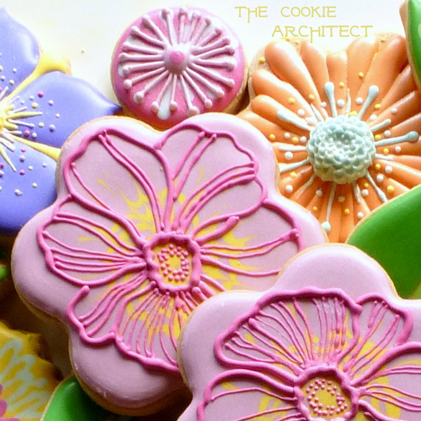 Flower Close Up | The Cookie Architect