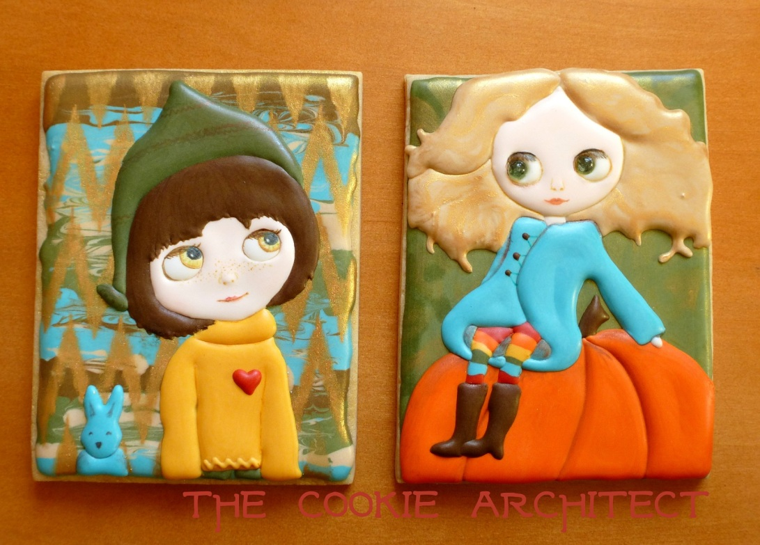 Friends | The Cookie Architect