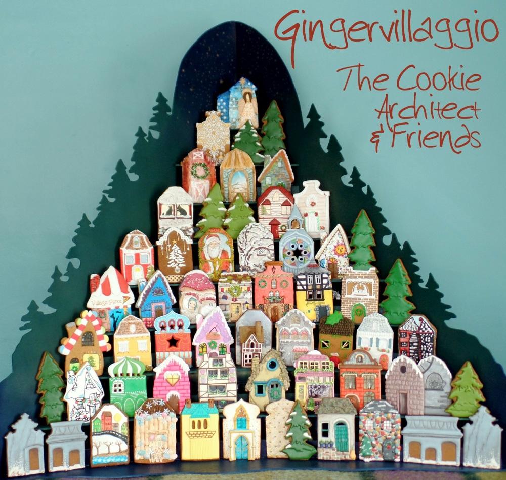 Gingervillaggio | The Cookie Architect