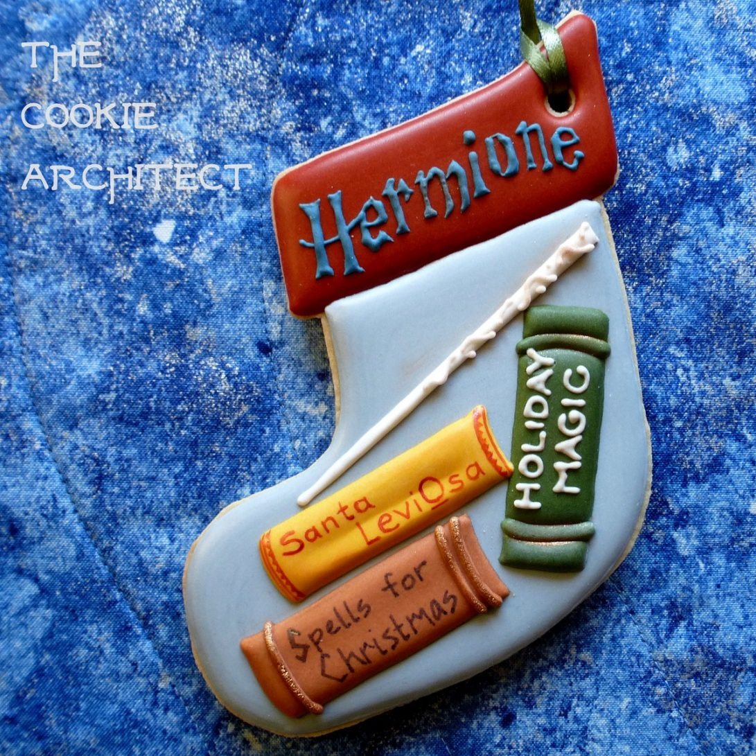 Hermione|The Cookie Architect