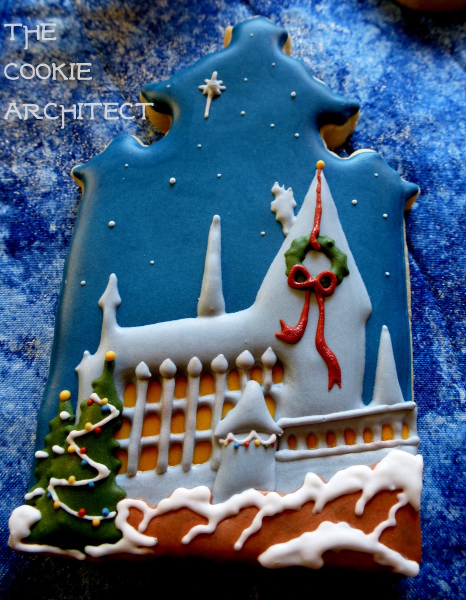Hogwarts Decor | The Cookie Architect
