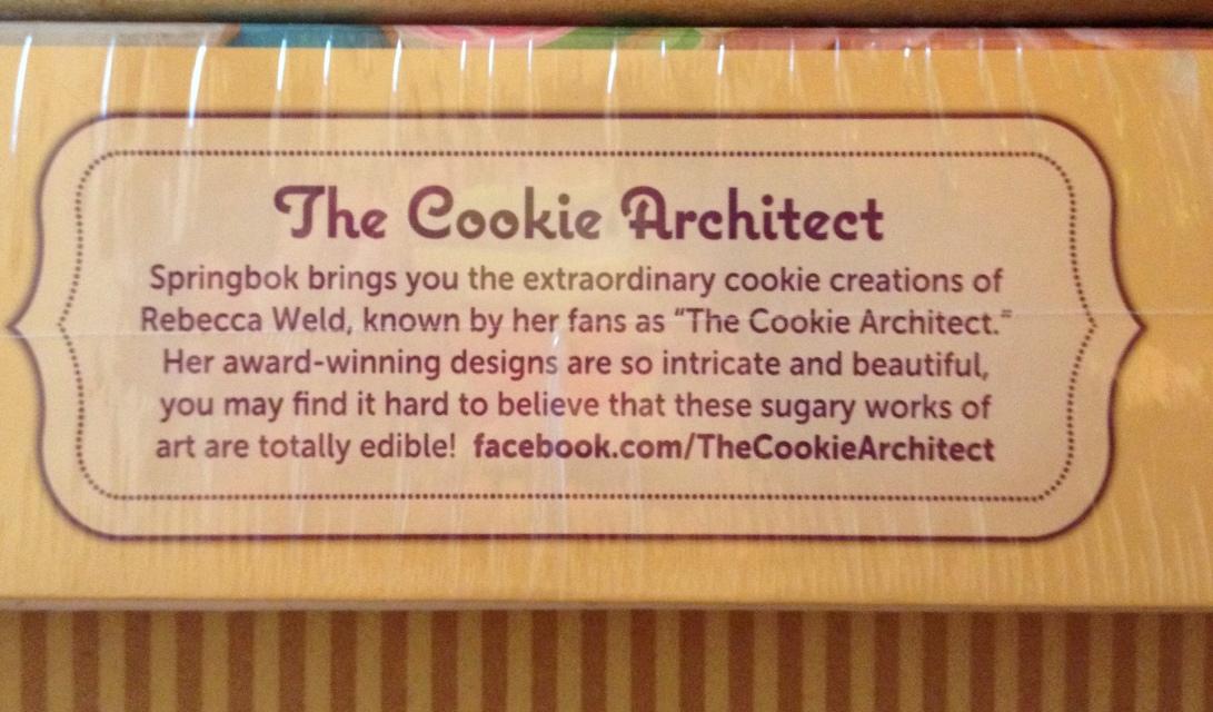 The Cookie Architect | The Cookie Architect