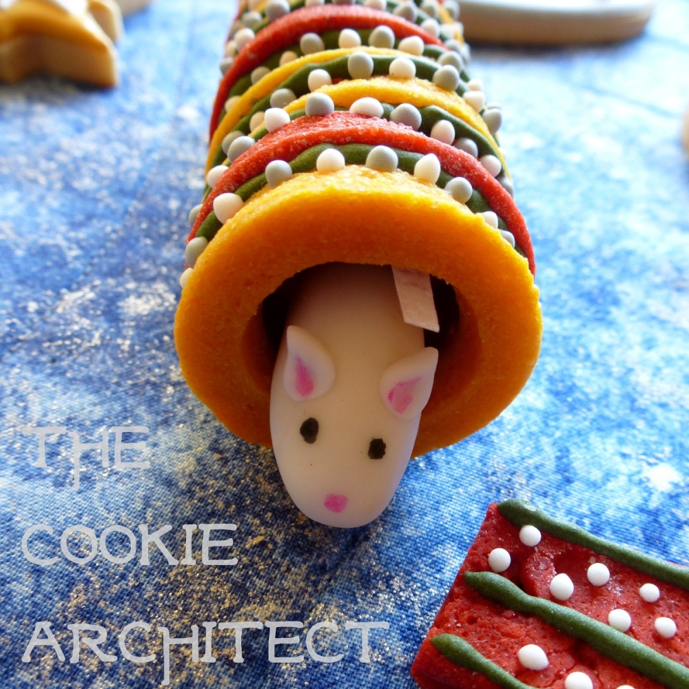 Mice in the Magic Crackers | The Cookie Architect