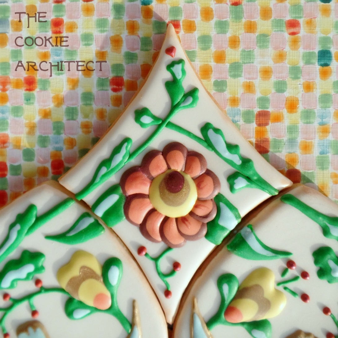 Cookie Tile Detail | The Cookie Architect