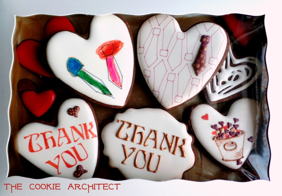 Thank You Principal | The Cookie Architect