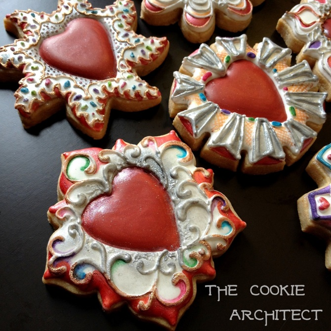 Sacred Hearts 1 | The Cookie Architect