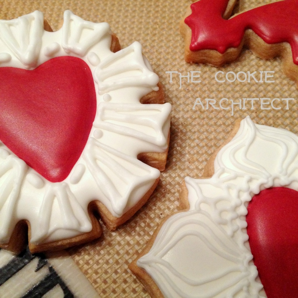 Sacred Hearts Process | The Cookie Architect
