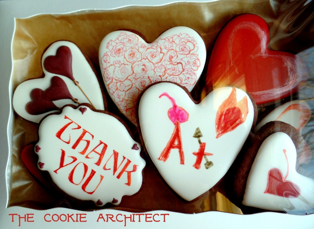 Thank you Teacher | The Cookie Architect