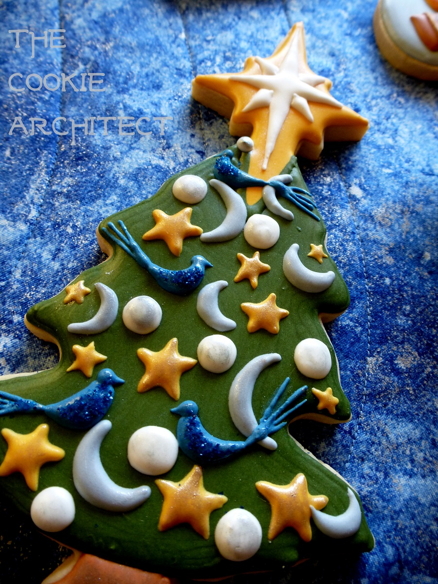 Tree at Hogwarts | The Cookie Architect