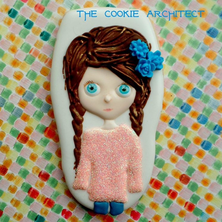 Big Hair Big Eyes | The Cookie Architect