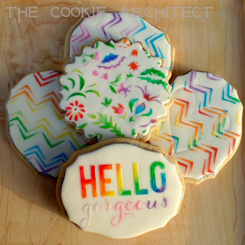Hello Gorgeous | The Cookie Architect