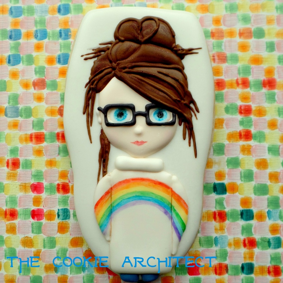 Rainbow Blythe | The Cookie Architect