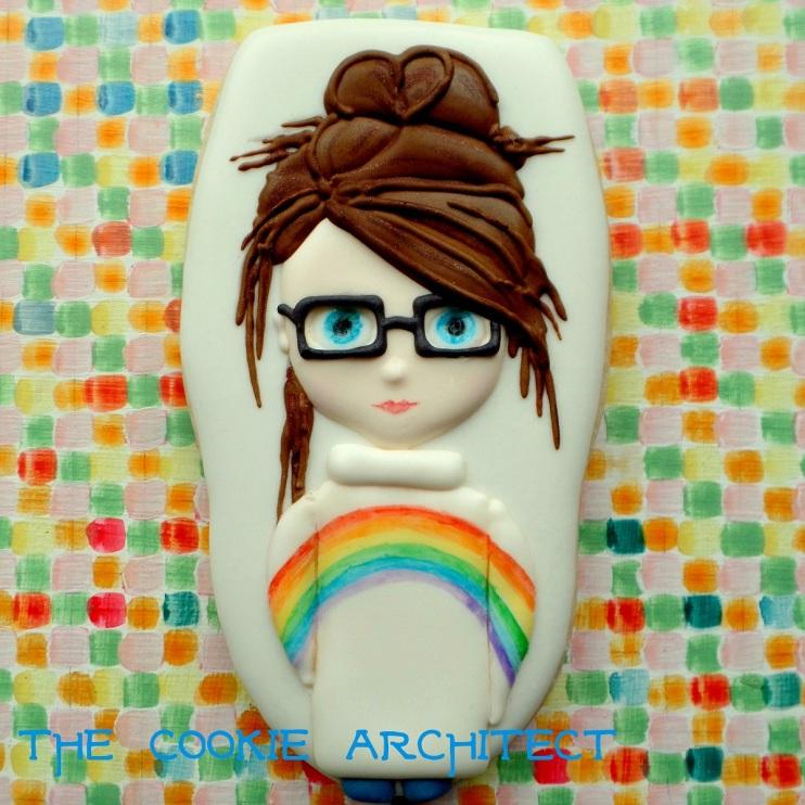 Rainbow Blythe | The Cookie Architect