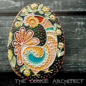 Black Chicken | The Cookie Architect