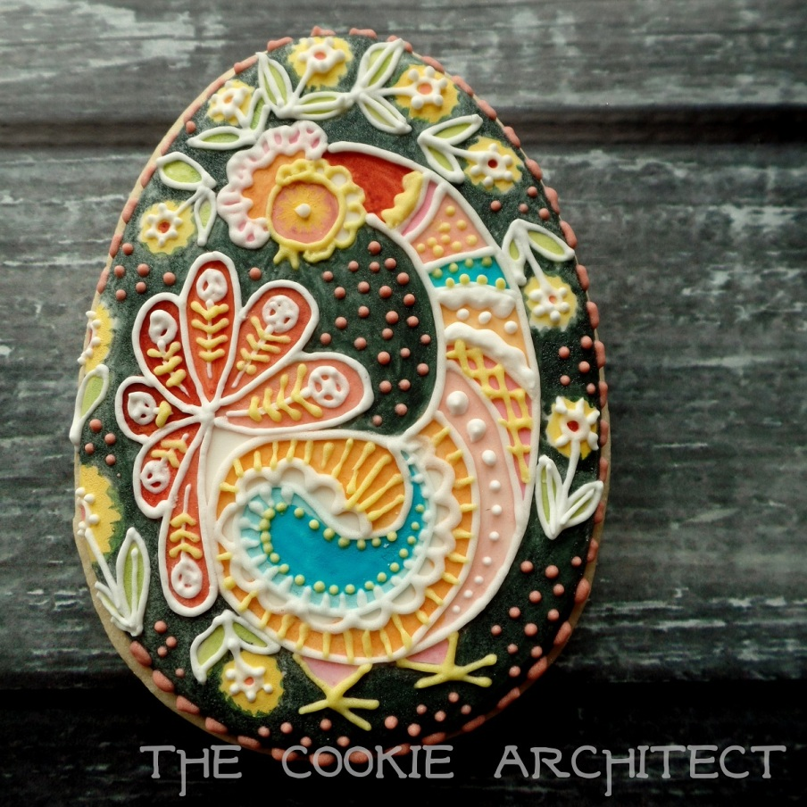 Black Chicken | The Cookie Architect