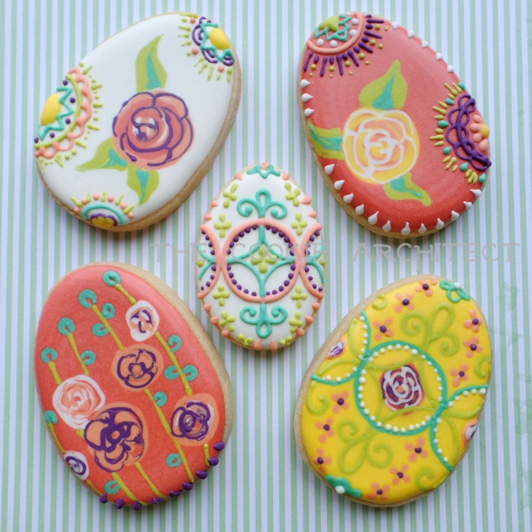 Easter Eggs | The Cookie Architect