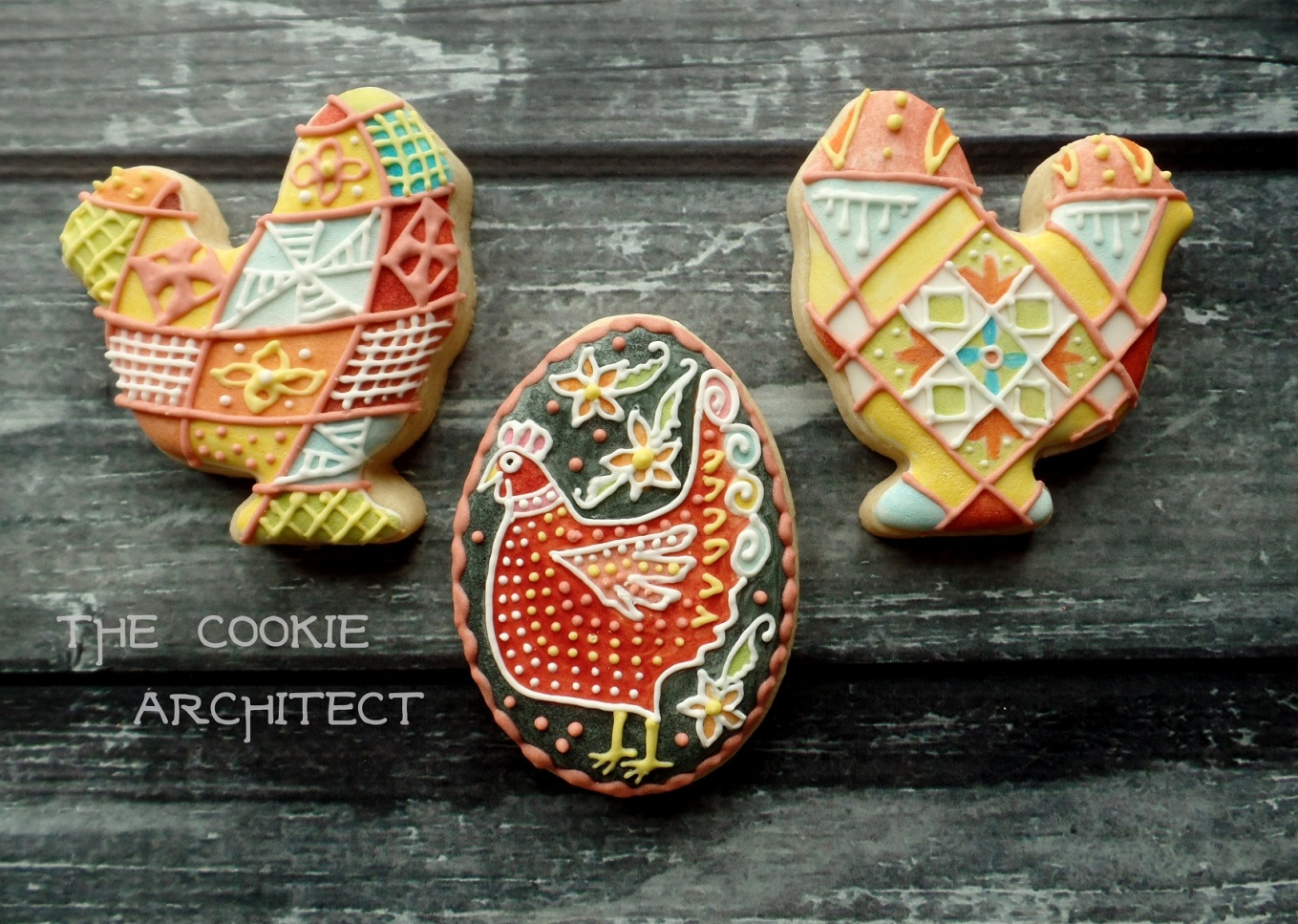 Eggs and Chickens | The Cookie Architect
