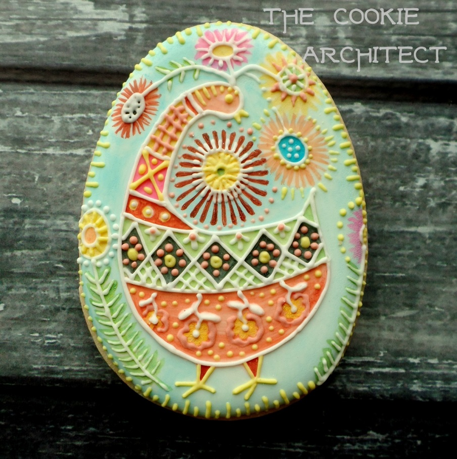 Pale Egg | The Cookie Architect