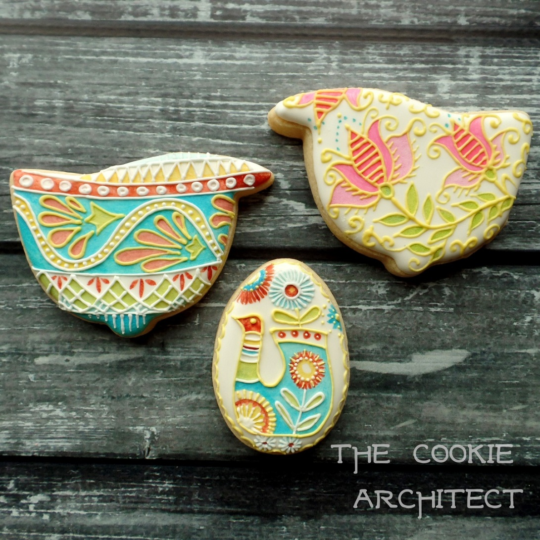 Hens and Egg | The Cookie Architect