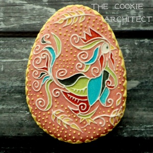 Rooster | The Cookie Architect