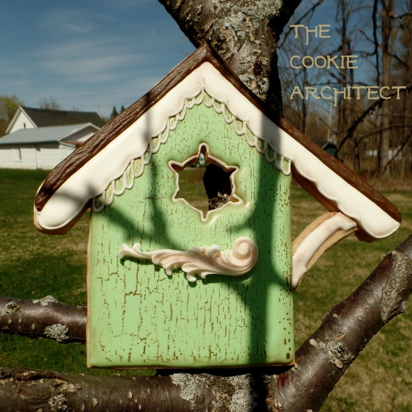 Birdhouse in a Tree | The Cookie Architect