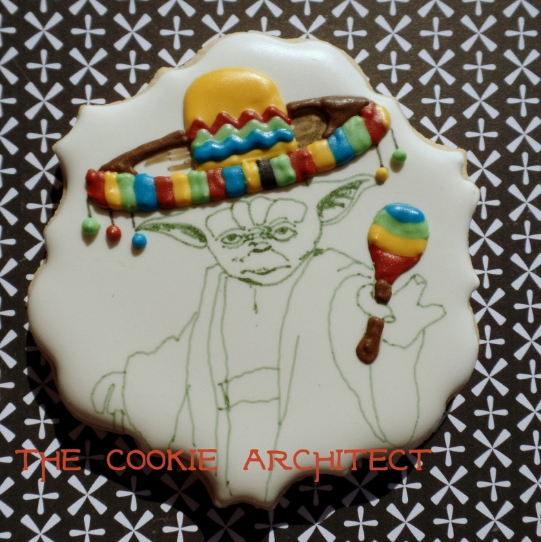 Tacos Yoda Loves | The Cookie Architect