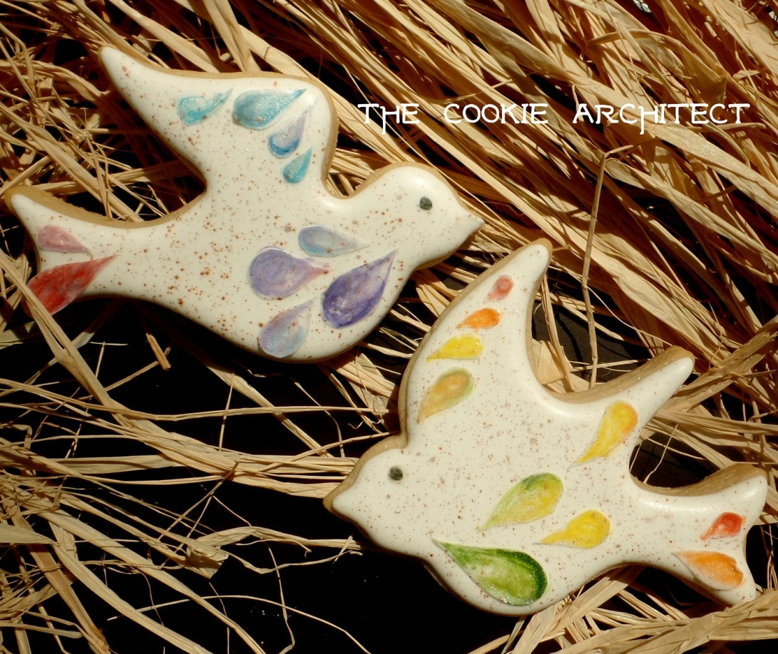 Cookie Artisan Bird Cutters |The Cookie Architect