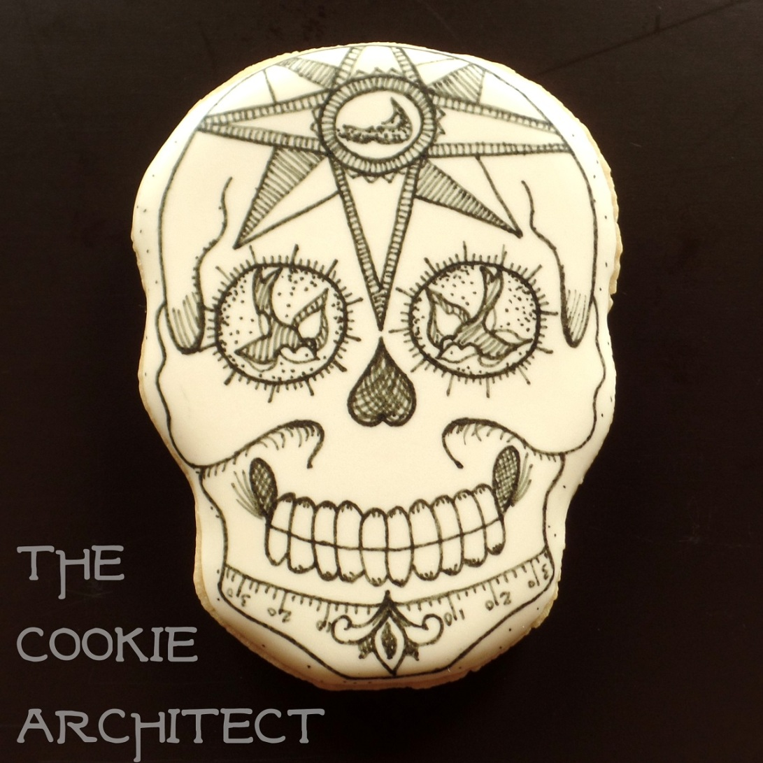 Nautiskull | The Cookie Architect