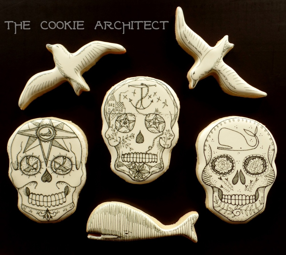 Nautiskulls | The Cookie Architect