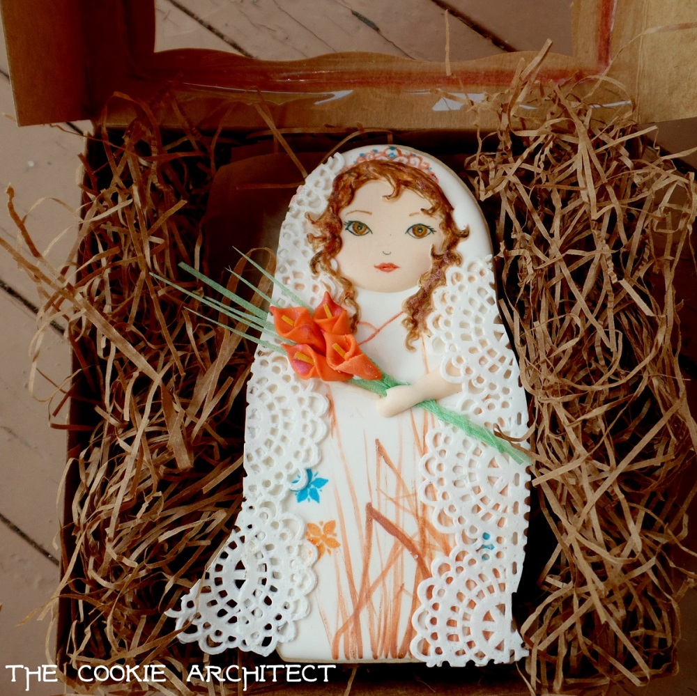 Bride Doll | The Cookie Architect