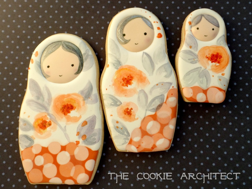 Fall Bokeh Dolls | The Cookie Architect