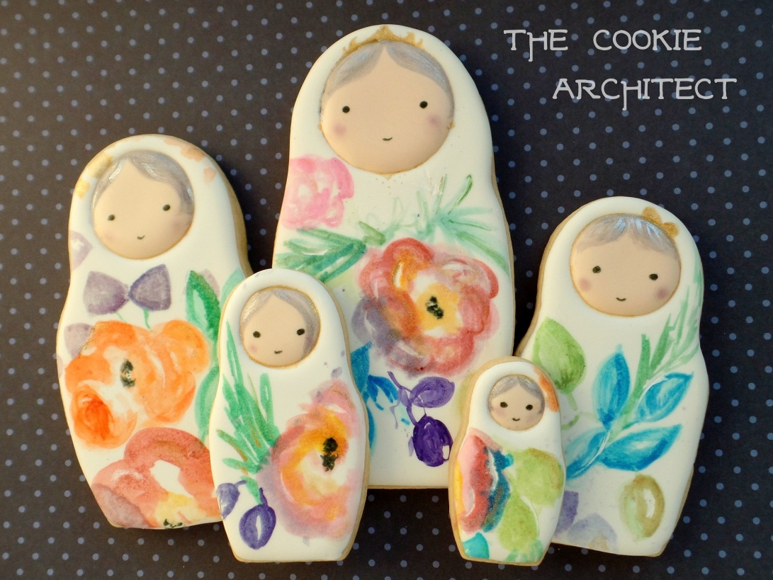 Go Bo 2015 Dolls | The Cookie Architect