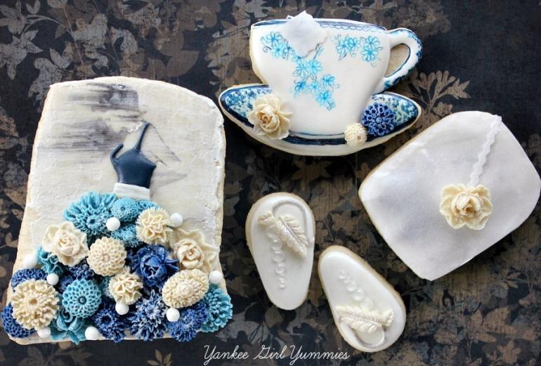 Garden Girl Tea Party Set | Yankee Girl Yummies