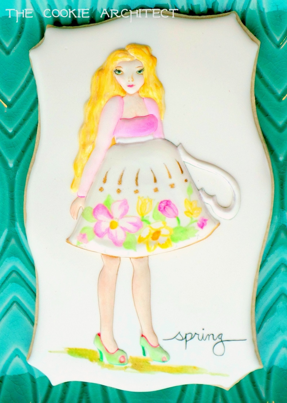 Time For Tea: Spring | The Cookie Architect