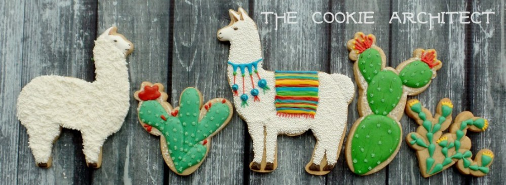 Alpaca banner| The Cookie Architect