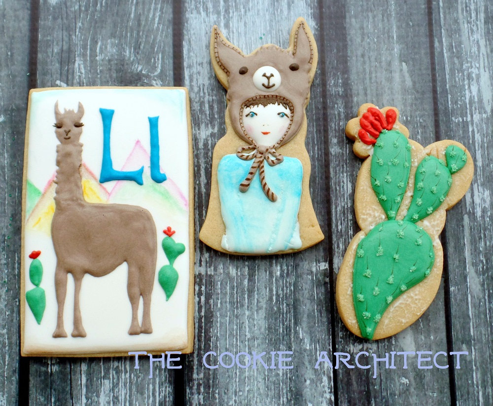 Llama Hat | The Cookie Architect