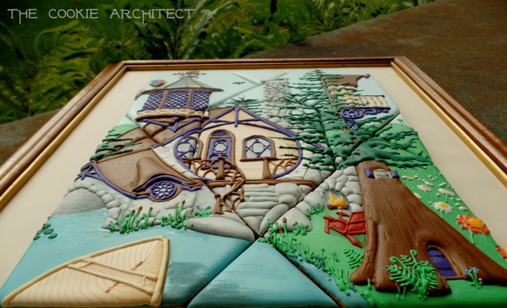 Adirondack Dreaming Angle | The Cookie Architect