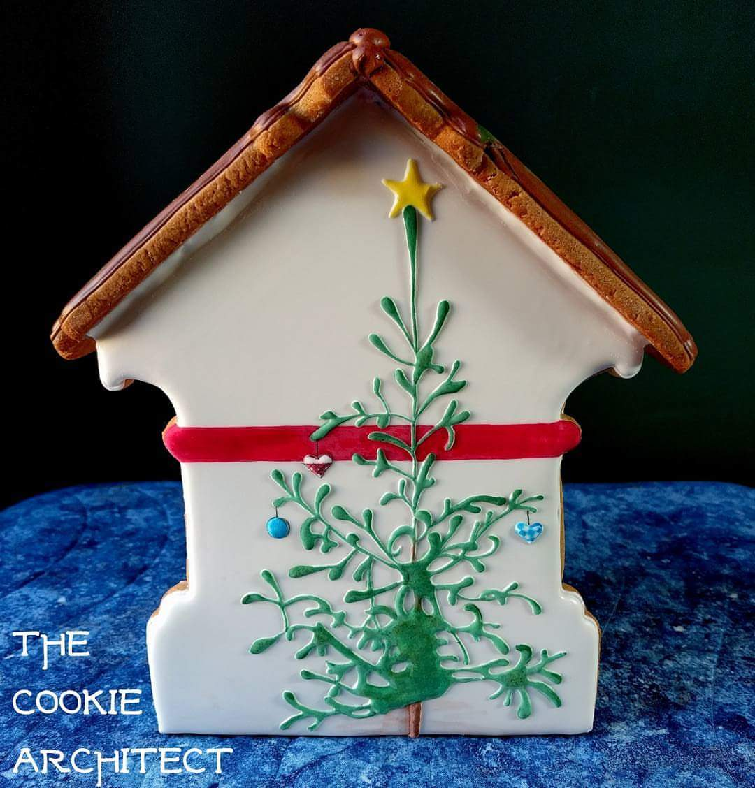 Oh Christmas Tree | The Cookie Architect
