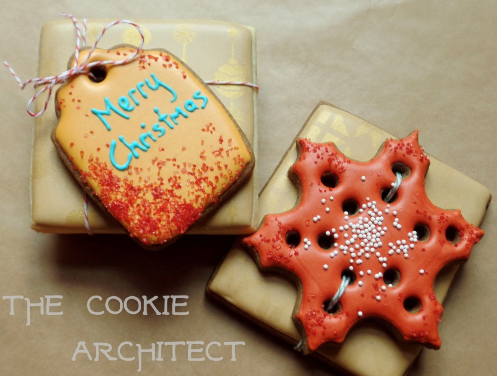 Edible Gifts and Tags | The Cookie Architect
