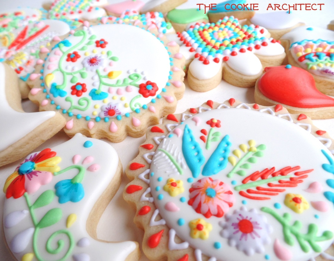 Mex Embroidery | The Cookie Architect