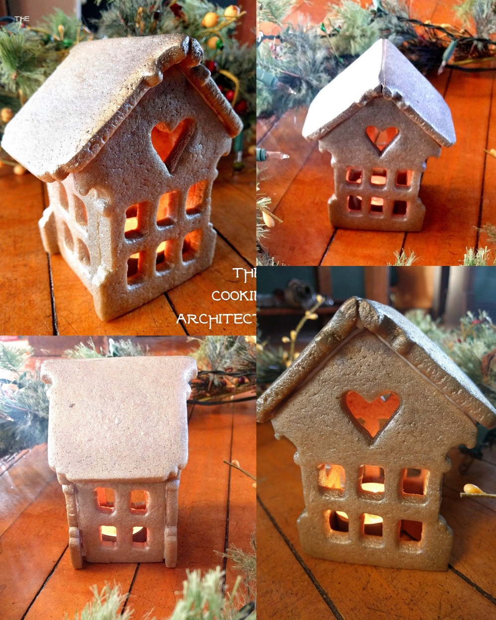 Small Cutter Gingerbread House | The Cookie Architect