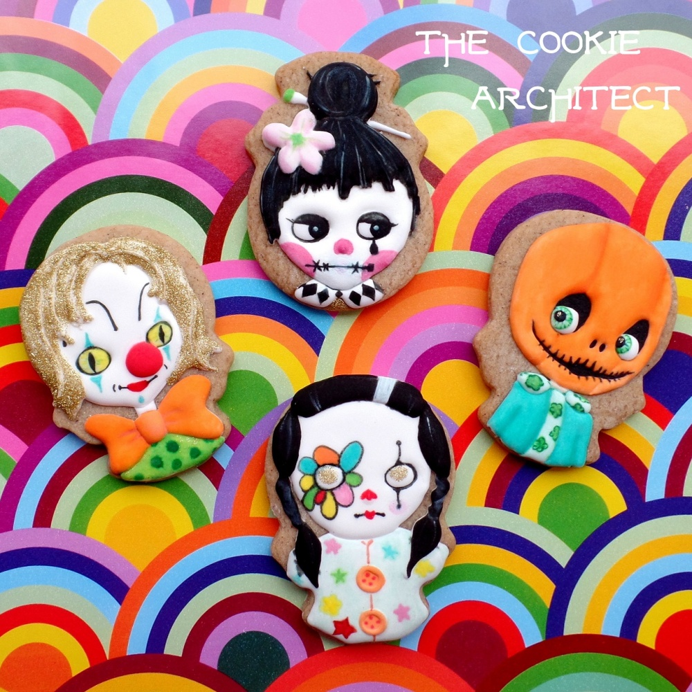 Blythe Halloween | The Cookie Architect