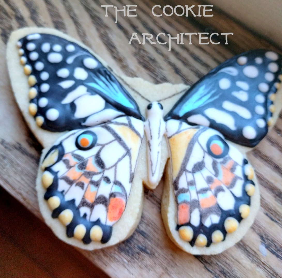 Butterfly | The Cookie Architect