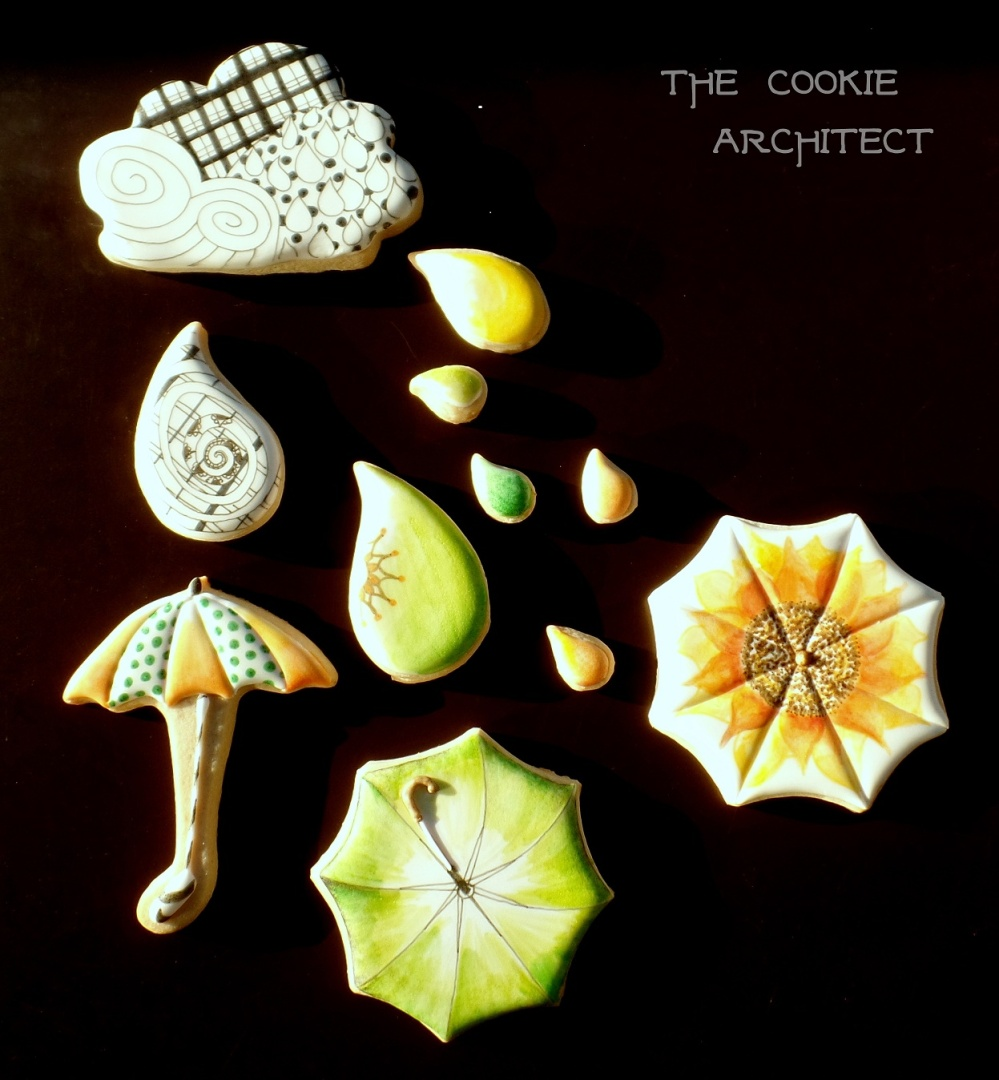 Umbrellas | The Cookie Architect