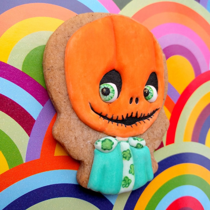 pumpkin-head | The Cookie Architect